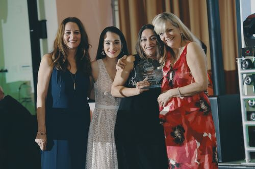 Nadine Monks of Forces Family Finance wins industry award