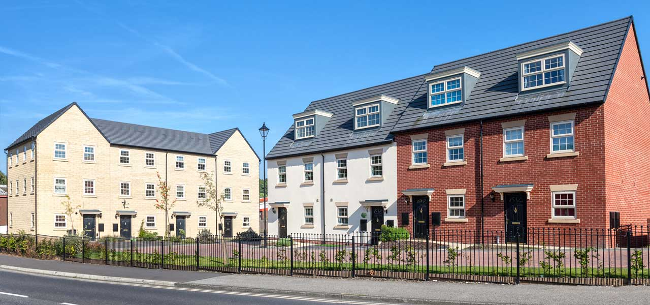 Forces terraced houses stamp duty