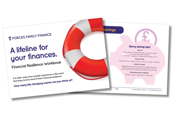 Financial Resilience Workbook