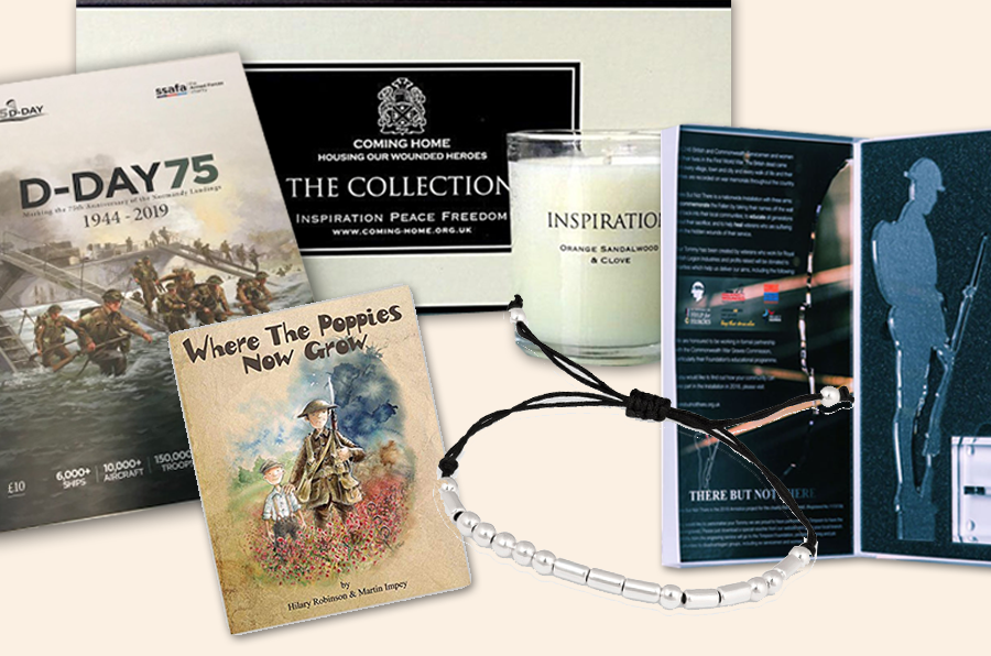 Gifts that remind us of the importance of Remembrance